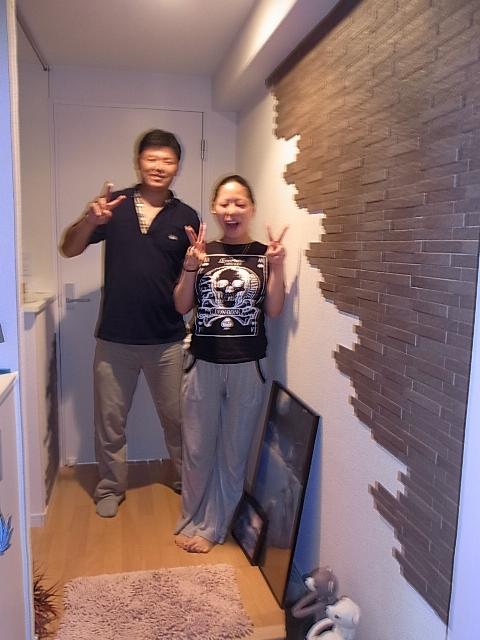 福岡市春吉のマンションの玄関 ...