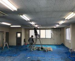 オフィス原状回復塗装 福岡