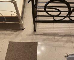 タイルカーペット貼替えマンション福岡
